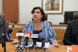 Angela: No core skop Corte pa un sentencia sin sa e motivacion