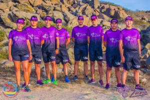 Core Consciente cu Fundacion Zinnia durante Ronde van Aruba