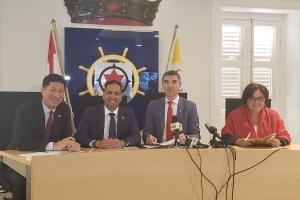 Aruba den Vierlanden Bestuurlijk Overleg di Salud Publico na Bonaire