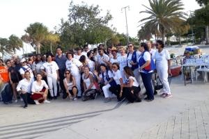 Womans Club of Aruba a tene nan caminata contra AIDS