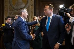 Pieter Heerman ta lider di fraccion nobo di CDA pa Tweede Kamer na Hulanda
