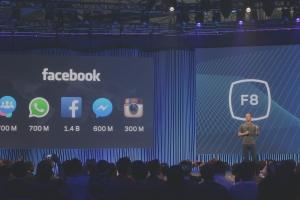 Diederik Kemmerling di The Lab a atende F8, e conferencia exclusivo di Facebook