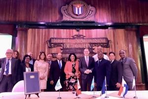 Aruba a firma tratado di douane Caribense na Cuba