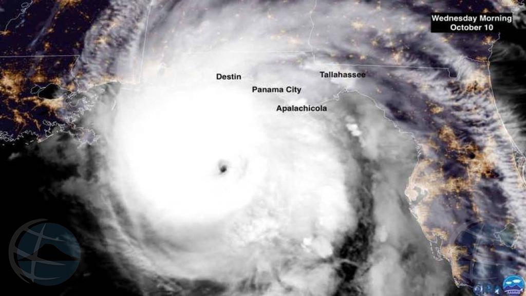 NOAA ta pronostica presencia di 8 horcan e temporada aki
