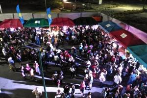 Prome edicion di Island Festival a ranca sali na San Nicolas