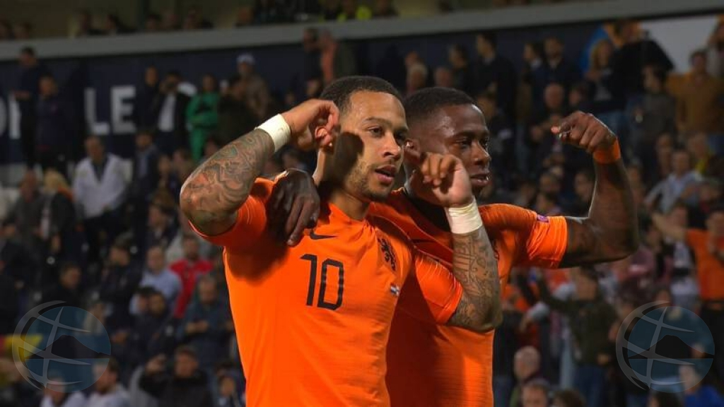 Hulanda ta derota Inglatera 3-1 y pasa pa final di Nations League