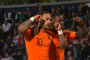 Hulanda ta derota Inglatera 3-1 y pasa pa final di Nations League