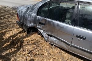 Falta di preferencia a causa accidente na Sero Pita