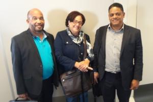 Delegacion di gobierno di Corsou a yega Hulanda pa bringa aanwijzing