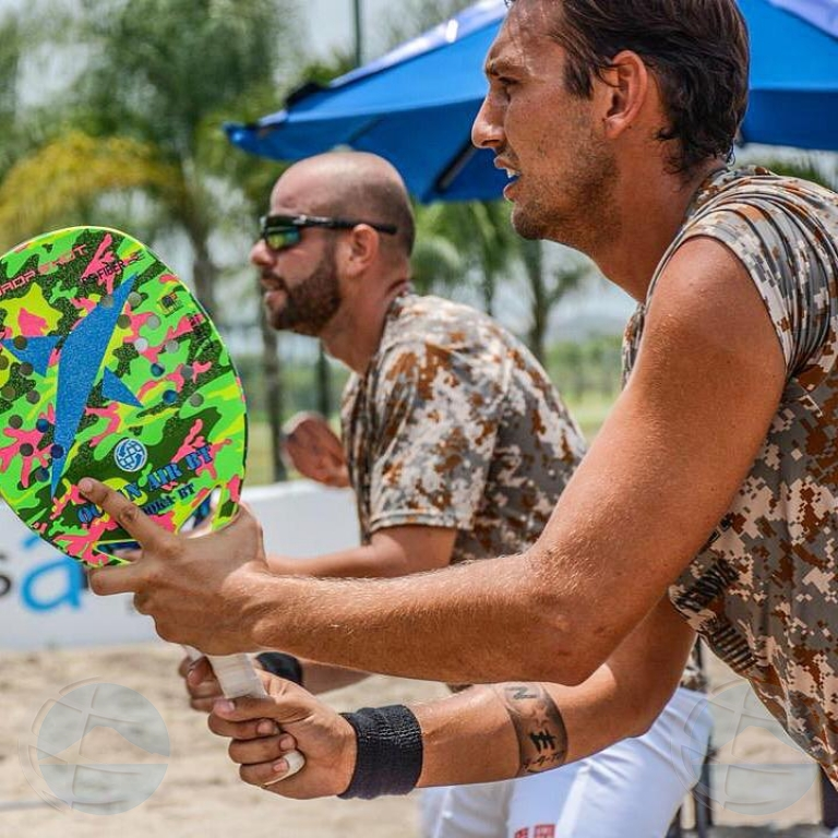 Aruba ta pasa pa quarter finals su Beach Tennis World Championship