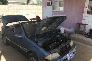 Auto a cay riba mecanico na Bubali