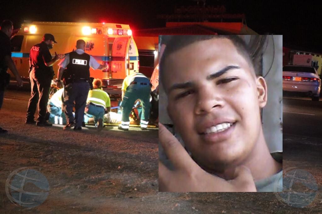 Edmard Lampe ta e di 7 morto di trafico