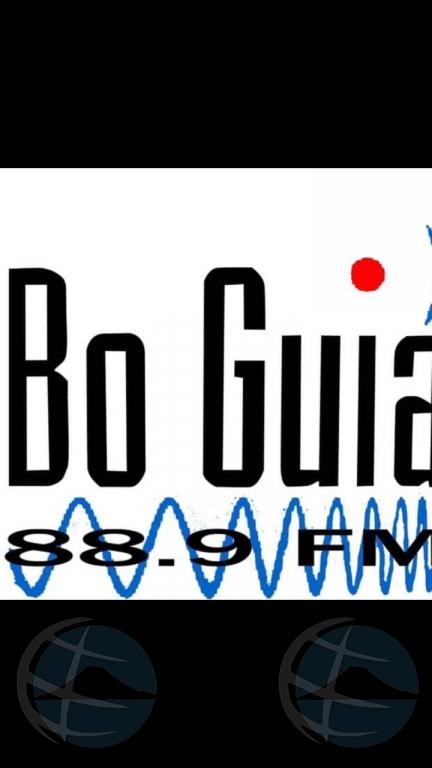 Emisora Bo Guia 88.9 ta solamente online por lo pronto