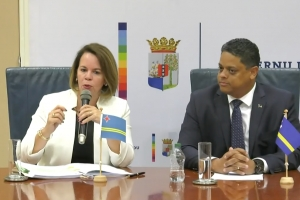 Crisis di Venezuela a domina tripartit di premiernan di Aruba, Corsou y St Maarten