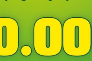 Lotto cu chens pa bo gana 570 mil florin cu Mega Plus awe!