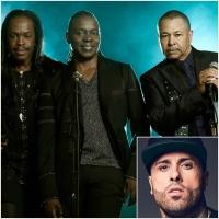 Earth Wind & Fire, Black Eyed Peas y Nicky Jam na CNSJ 2019!