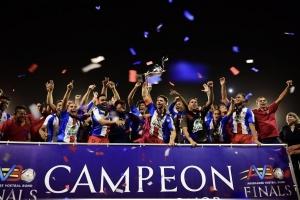 RCA ta titula campeon futbol division di honor