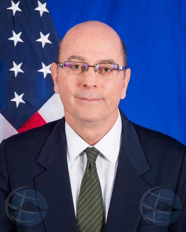 Allen Greensberg ta bira Consul General Mericano na Corsou