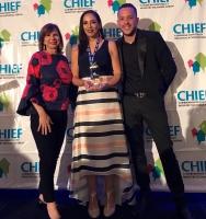 Aruba a destaca na ceremonia di CHTA Awards