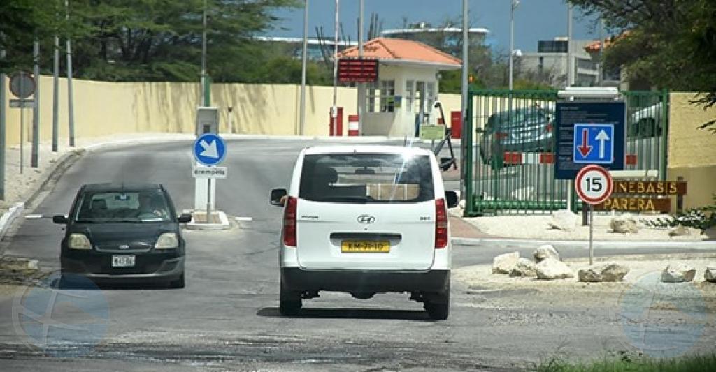 Droga haya na base di marina na Corsou tabata destina pa Hulanda