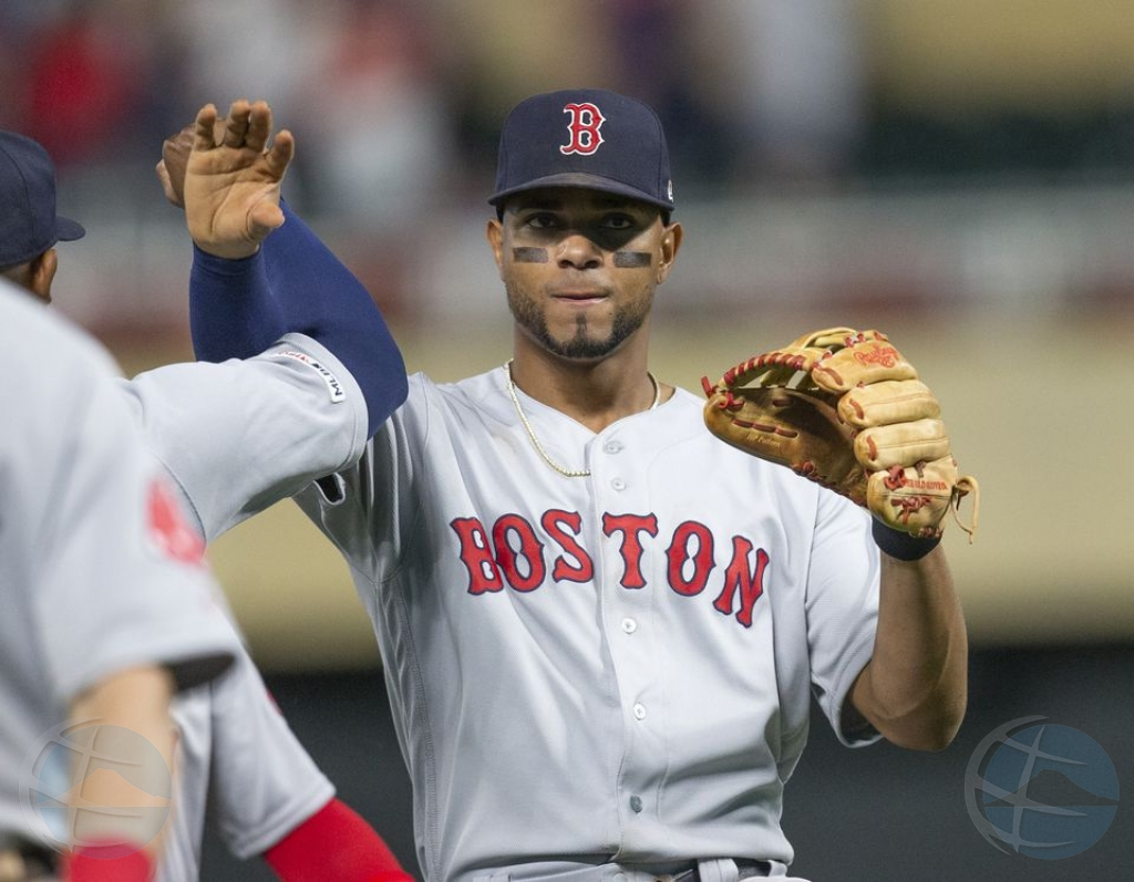 Xander Bogaerts lo ta den All Star Games toch!