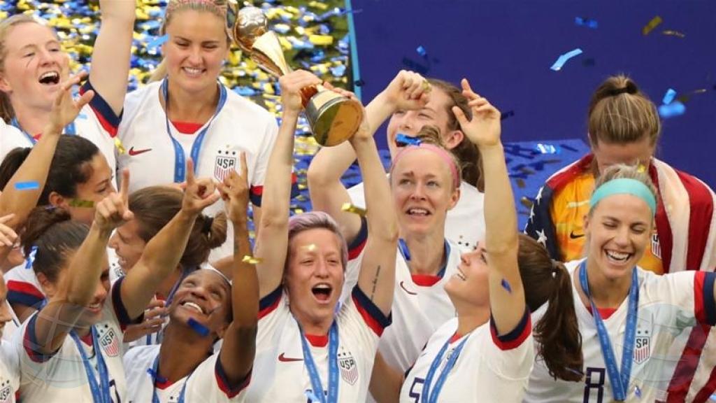 Merca ta titula Campeon Copa Mundial Futbol Damas 2019