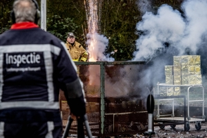 Gobierno Hulandes ta dicidi diabierna riba prohibicion di vuurwerk pisa