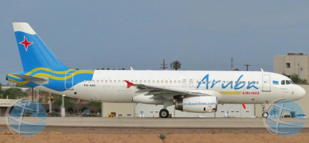 Aruba Airlines a suspende buelonan entre islanan ABC