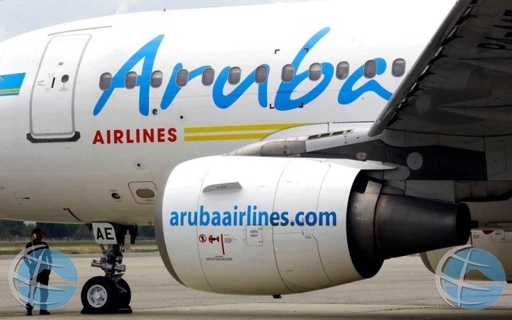 Operacion di Aruba Airlines entre islanan ABC ta sigui