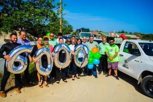 EcoTech a sorprende nan di 6000 cliente
