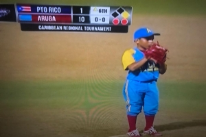 Aruba ta gana Puerto Rico den Caribbean Tournament Little League na Corsou