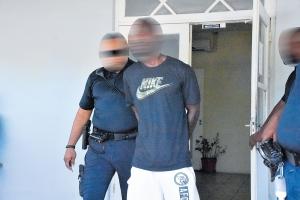 Na Corsou a detene duo subiendo drone pa manda droga pa prison