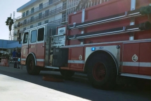 HOH: Hospital a tuma accion rapido na momento cu a bati alarma