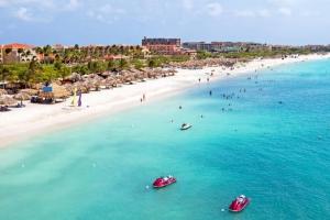Cruise Critic: Aruba tin e beach mas bunita mundial pa e turistanan crucero