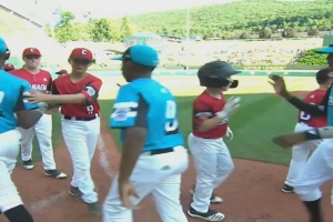 Corsou ta gana Canada den World Series Little League y keda na bida