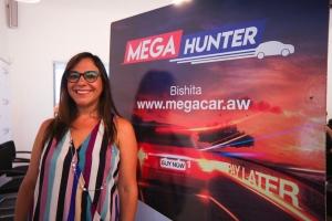 Participa na Aruba Bank su MegaHUNTER Car Rally y gana premionan fabuloso