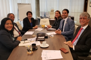 KVK: Reunion cu Minister di Finanza riba reforma fiscal tabata fructifero