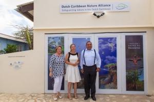 Oficina nobo di DCNA oficialmente habri na Bonaire