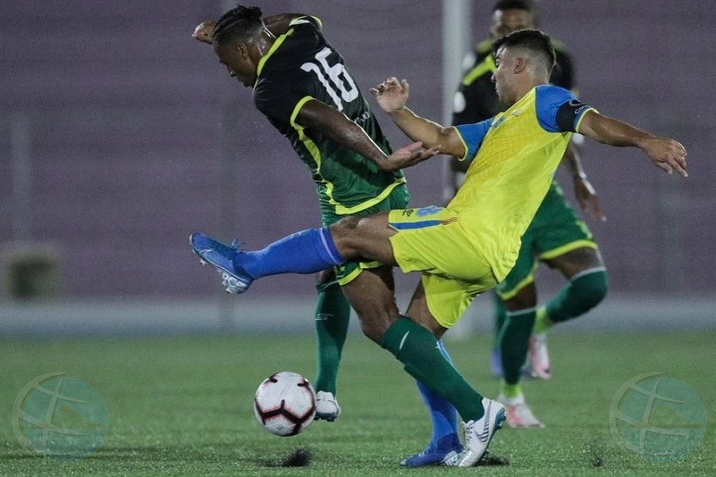 Aruba ta perde y Corsou ta gana su respectivo wega den CONCACAF Nations League