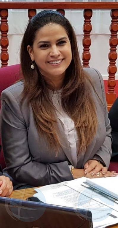 Sue-Ann Ras a despidi como parlamentario durante ultimo reunion dialuna