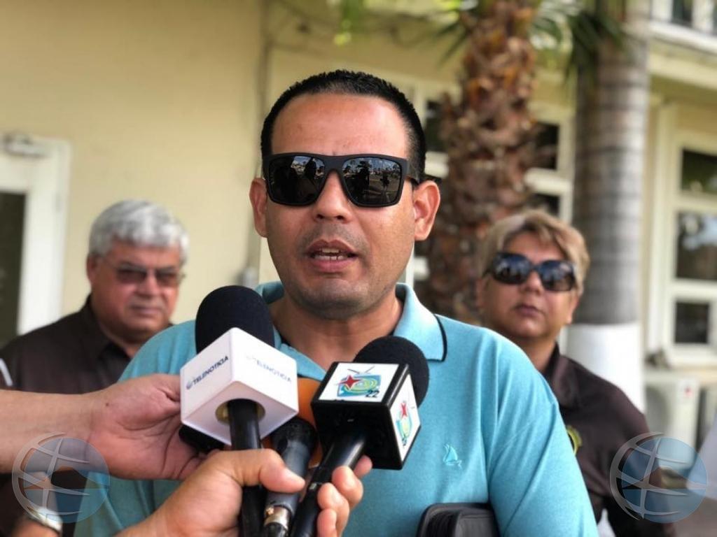 Sada ta protesta 'toegangontzegging' di nan presidente Eduard Maduro