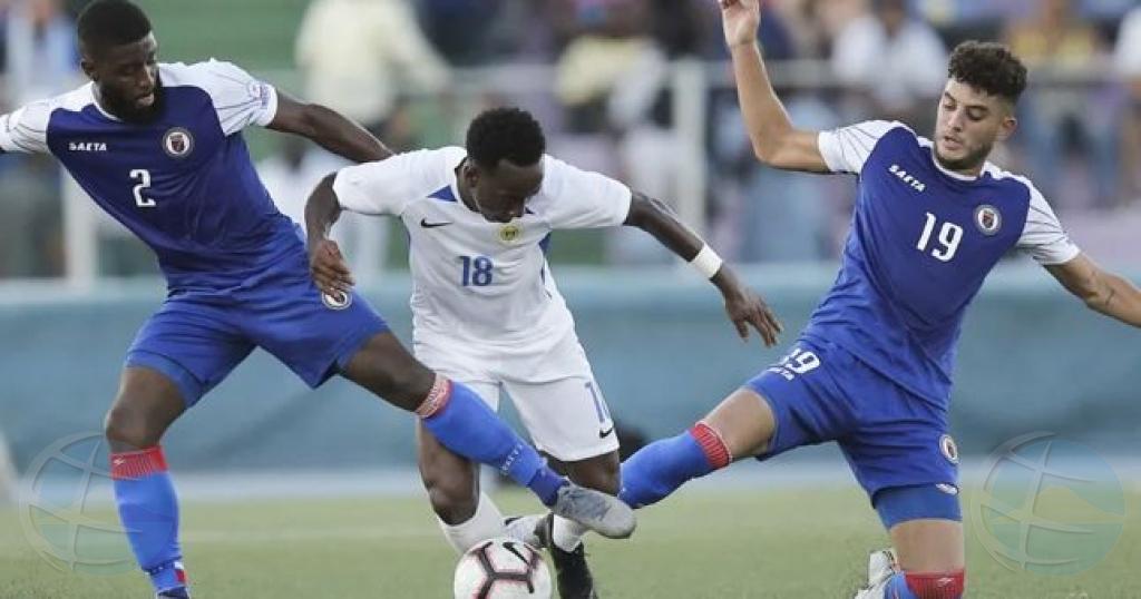 Corsou ta empata 1-1 cu Haiti den wega dedica na keeper Pieter