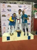Aruba a bolbe di 'Panama Open 2019 Karate y Parakarate' cu hopi medaya