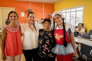 Riu Palace Aruba a sorprende e clientenan di Club Kibrahacha cu desayuno