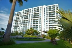 Ex Aqua Condominiums awor ta bira Radisson Blu Hotel
