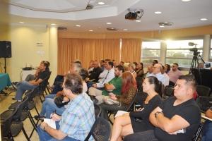 KVK: Comercio a expresa preocupacion durante nan Town Hall Meeting