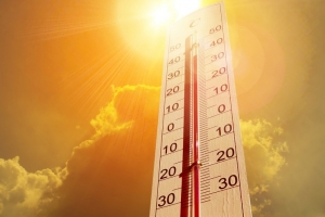 Servicio Meteorologico di Aruba cu alerta pa calor excesivo