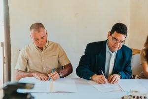 FPNA ta firma un 'Memorandum of Understanding' cu Gobierno di Aruba