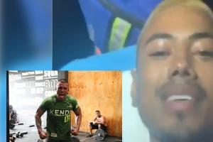 Atleta popular Colombiano di Crossfit herida na Aruba a bolbe Colombia