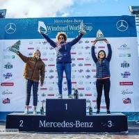 Sarah Quita Offringa a gana e evento di Wave na Alemania den fin di siman